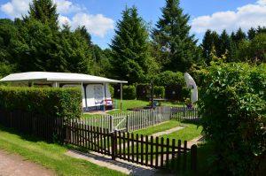 Camping bei Bomlitz